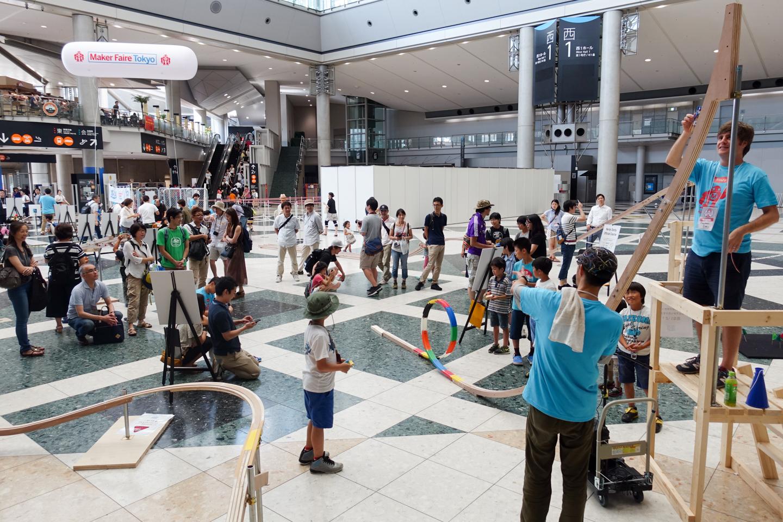 レポート|Maker Faire Tokyo 2016 企画協力
